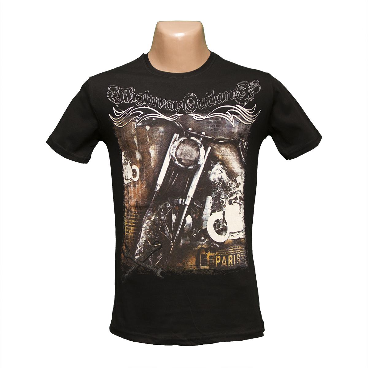 Молодіжна футболка бавовна БАЙК пр-під Туреччина H4625