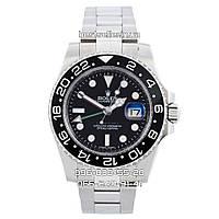 Часы Rolex Submariner silver/black (Механика). Replica: AAA., фото 1