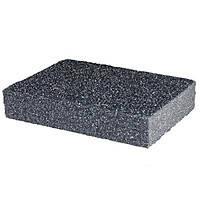 Intertool HT-0908  Губка для шлифования 100*70*25 мм, оксид алюминия К80