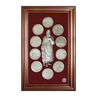 Сувенир «Медали на княжение Великого князя Владимира»