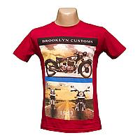 Молодежная футболка пр-во Турция магазин футболок Одесса  H4631-1