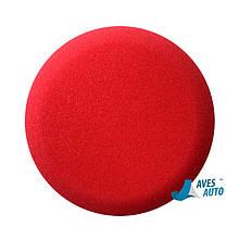 Красный плотный губчатый аппликатор для нанесения воска