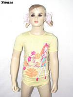 Детский комплект белья для девочки *Модница*