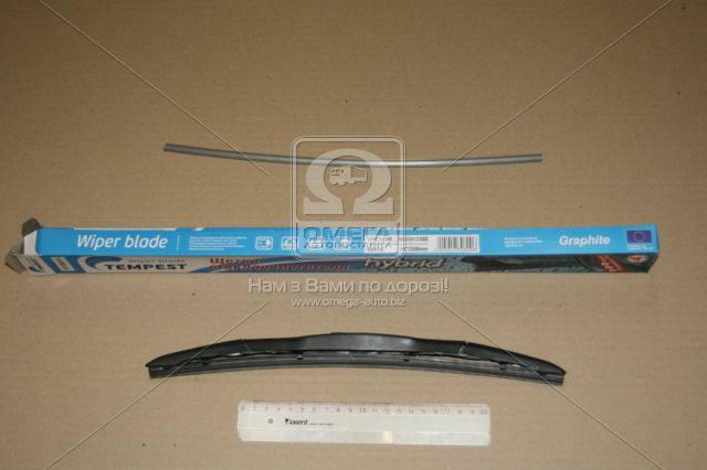Щетка стеклоочистителя гибрид 14 /350 мм. Tempest, фото 2