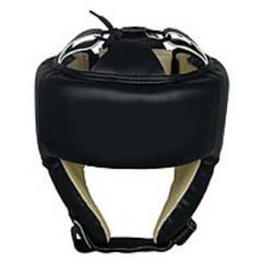 Шлем тренировочный р.М черный
