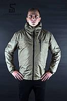 Куртка демисезонная BeZet mamba хаки, фото 1