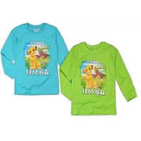"""Реглан """"Король-лев Simba""""  Disney Польша (2207)"""