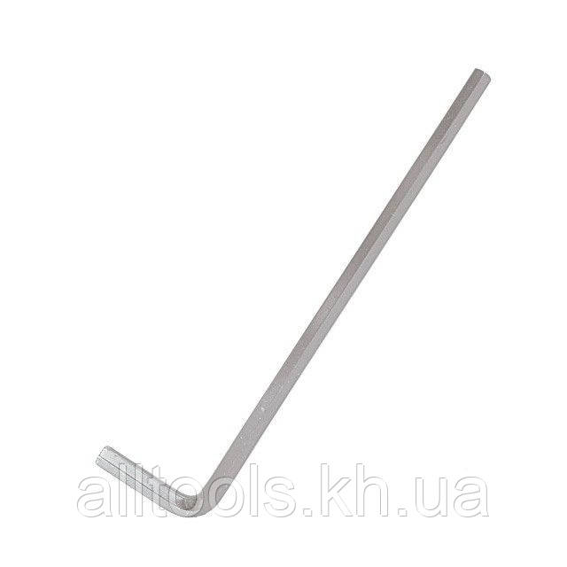 L-образный шестигранник стальной 4мм INTERTOOL HT-1854