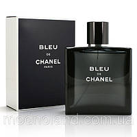Мужская туалетная вода Chanel Bleu de Chanel 100 ml (Шанель Блю де Шанель)