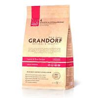 Grandorf Lamb and Rice ADULT INDOOR сухой корм для взрослых кошек с ягненком и рисом, 400г