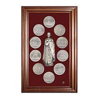 Сувенір «Медалі на князювання Великої княгині Ольги»