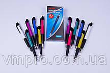 Шариковые ручки AIHAO AH-505,автоматические,синие,0.7 mm