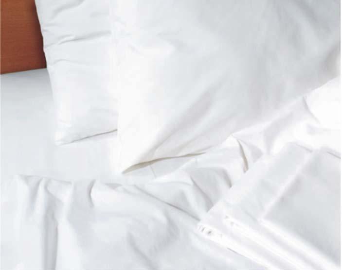 Комплект белья из отбеленной бязи ТМ Ярослав в кроватку (нав 45х45)