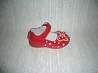 Нарядные туфли для самых маленьких модниц Apawwa размеры 21-25 арт M 333