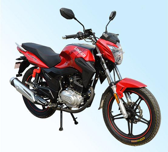 Мотоцикл Qingqi Atom 150 Красный
