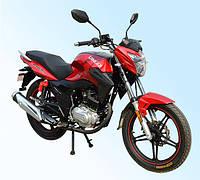 Мотоцикл Qingqi Atom 150 Красный, фото 1