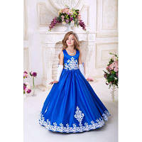 Нарядное платье для девочки 9732
