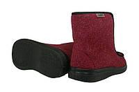 Суконно-меховая обувь