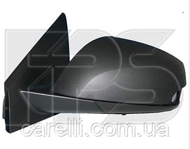 Зеркало левое электро с обогревом асферич 9pin с указателем поворота без подсветки с датчиком температуры Mega