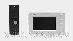 Комплект ARNY AVD-4005 видеодомофон и вызывная панель