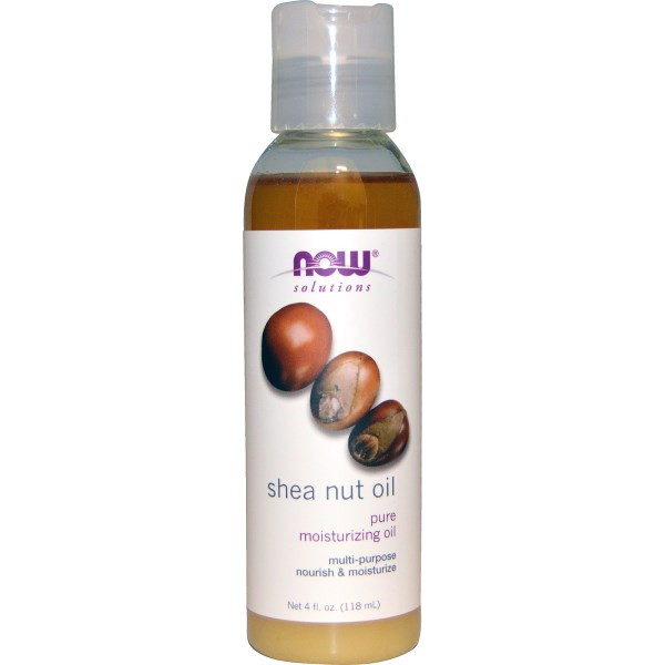 Жидкое масло Ши Now Foods, Shea Nut Oil