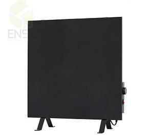 Керамический обогреватель ENSA CR500Т с терморегулятором черный+ ножки, фото 2