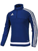 Джемпер мужской Adidas Tiro 15 Fleece Top (Артикул: S30146)