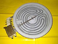ТЭН ( нагреватель ) 1200 Вт. / диаметр - 160 мм. на стеклокерамические плиты . Производство Германия EGO .