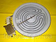 ТЭН ( нагреватель ) 1200 Вт. / диаметр - Ø160 мм. на стеклокерамические плиты . Производство Германия EGO .