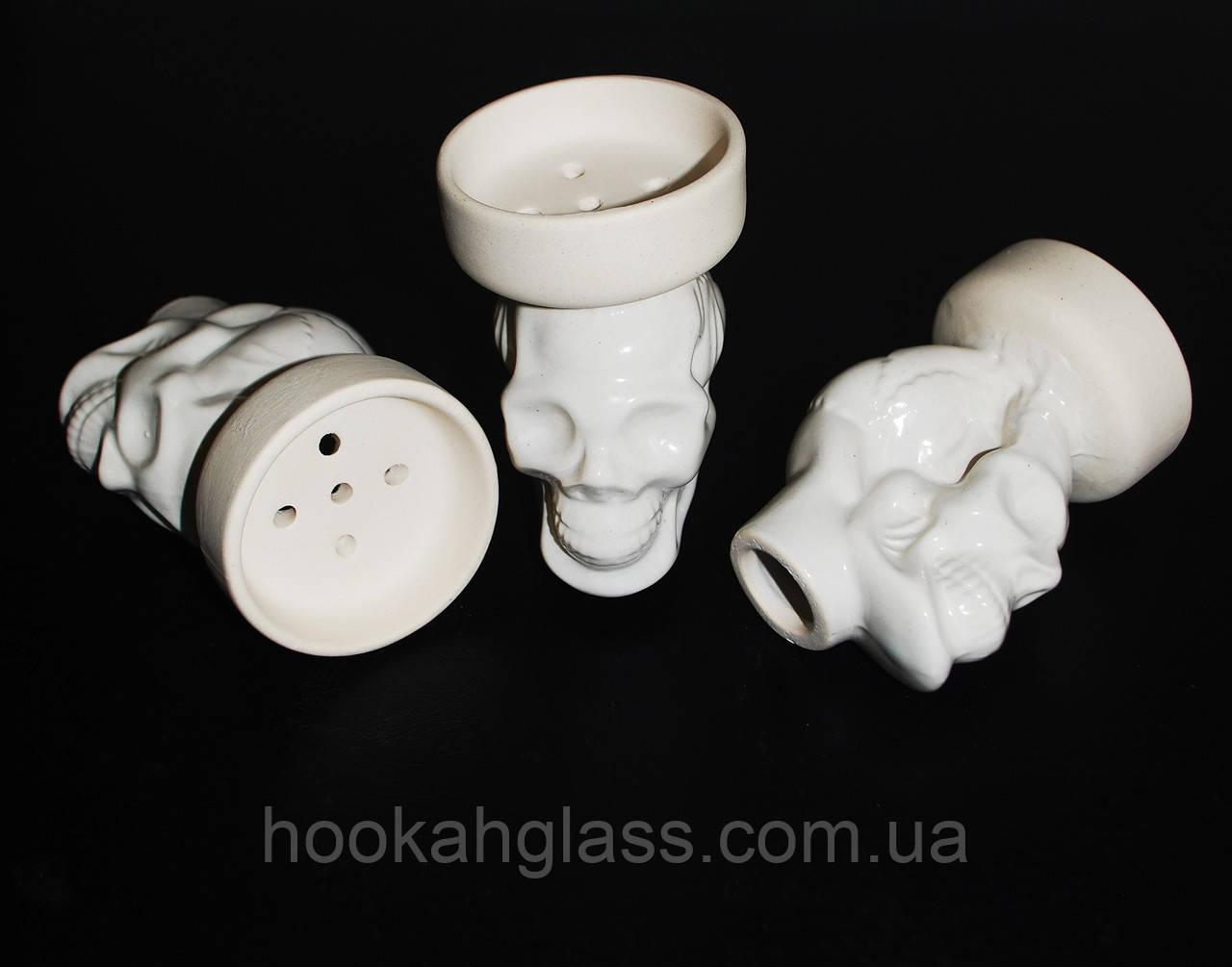 Чаша для кальяна Skull