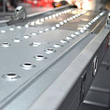 Лестница алюминиевая мультифункциональная трансформер INTERTOOL LT-0029, фото 4