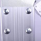 Лестница алюминиевая мультифункциональная трансформер INTERTOOL LT-0029, фото 5