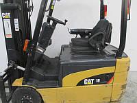 Продам электропогрузчик CAT Lift Trucks EP18NT, 1.8 т, 2011 г