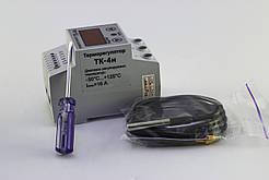Терморегулятор ТК-4н одноканальный на динрейку с датчиком DigiTOP