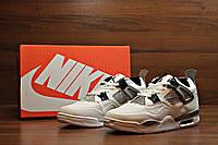 Мужские кроссовки Nike Air Jordan белые