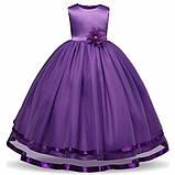Платье праздничное, бальное детское, фото 10