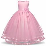 Платье праздничное, бальное детское, фото 4