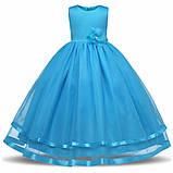 Платье праздничное, бальное детское, фото 8