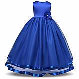 Платье праздничное, бальное детское, фото 9