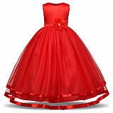 Платье праздничное, бальное детское, фото 7
