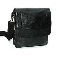 Кожаная мужская сумка модель 7 флотар