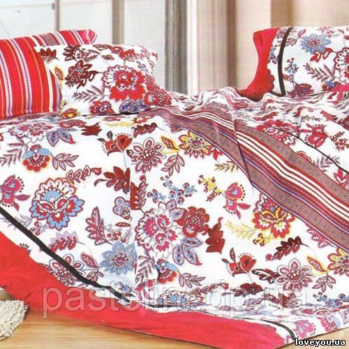 Love you  семейный комплект постельного белья TI-12162