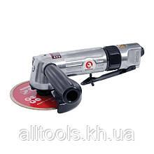 Шлифмашина угловая пневматическая INTERTOOL PT-1201