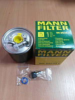 """Фильтр топливный MERCEDES SPRINTER 209,211,213,CD - (906) 2000>, VITO (W639) """"MANN"""" - производства Германии"""