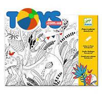 Комплект для рисования-разукрашка «Бал бабочек», DJ09645
