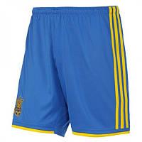 Игровые шорты сборной Украины по футболу Adidas