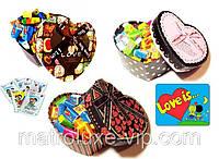 Жвачки Love is в коробочке мини,необычные подарки