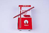 Шариковые ручки RADDAR AH-555-A,красные,0.7 mm,50 ШТУК, фото 1