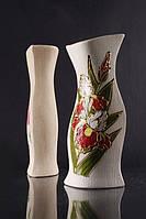 Керамическая ваза средняя в ассортименте