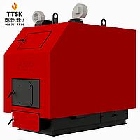 Котёл на твердом топливе Альтеп Trio Uni Plus (КТ-3ЕN) 97 кВт